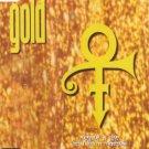 Prince - Gold - UK   CD Single - W0325CD m/m
