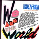 "Usa For Africa - We Are The World - UK 7"" Single - A6112 ex/m"