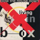 """Living In A Box - Blow The House Down - UK 7"""" Single - LIB5 vg/ex"""