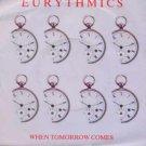 "Eurythmics - When Tomorrow Comes - UK 7"" Single - DA7 ex/m"