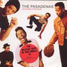 "The Pasadenas - I'm Doing Fine Now - UK 7"" Single - 657718-7 ex/m"