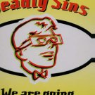 "Deadly Sins - We Are Going On Down - UK 12"" Single - TABX220 m/m"