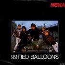 "Nena - 99 Red Balloons - UK 7"" Single - A4074 ex/ex"