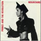 "Prince and The Revolution - Mountains - USA 7"" Single - 38711-7 ex/ex"