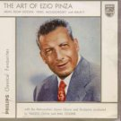"Ezio Pinza - The Art Of Ezio Pinza - UK 7"" Single - ABE10063 ex/m"