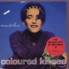 "Martika - Coloured Kisses - UK 7"" Single - 657709-7 ex/m"