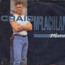 "Craig McLachlan and Check 1-2 - Mona - UK 7"" Single - 655784-7 vg/ex"