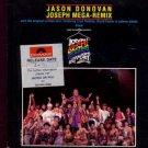 """Jason Donovan - Joseph Mega-Remix - UK 7"""" Single - RUR9 m/m"""