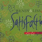 "Wendy & Lisa - Satisfaction - U.S. Remix - UK 12"" Single - VSTX1194 ex/ex"