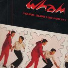 """Wham - Young Guns (Go For It) - UK 12"""" Single - A122766 vg/vg"""