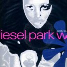 "Diesel Park West - All The Myths On Sunday - UK 12"" Single - 12FOOD17 ex/m"