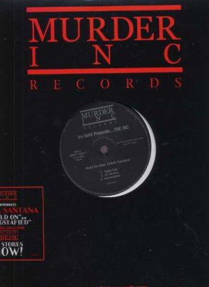 "Chink Santana - Gangstafied - UK 12"" Single - DEFR15653 m/m"