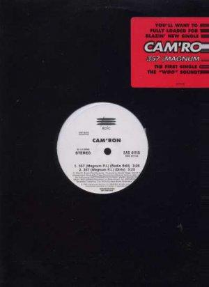 """Cam'Ron - 357 (Magnum P.I.) - USA 12"""" Single - EAS41115 m/m"""