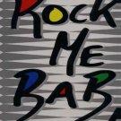 "Babyroots - Rock Me Baby - Germany 12"" Single - ZYX6802-12 m/m"