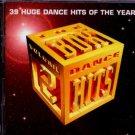 Various - Box Dance Hits volume 2 - UK DBL CD - 153779-2 m/m