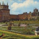 BLENHEIM PALACE ITANLIAN GARDENS Postcard