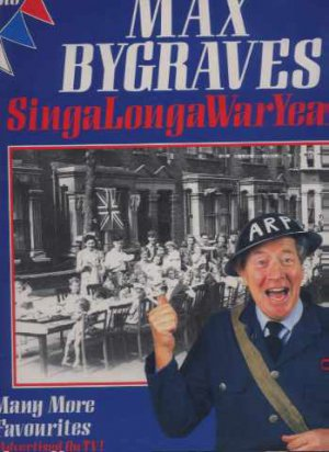 Max Bygraves - SingaLongaWarYears Vol 2 - UK LP - PMLP5006 ex/m