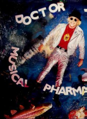 Doctor Adamski - Musical Pharmacy - UK LP - MCG6107 ex/ex