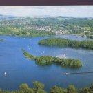 The Islands of Windermere Cumbia Postcard