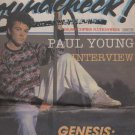 Free SOUNDCHECK newspaper from 1993 Paul Young/ Michael Jackson