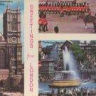 OLD LONDON  Postcard 1967  by Kardorama