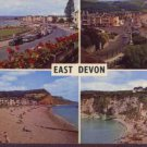 EAST DEVON  4 Views  1965