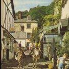 Peter and Paul Clovelly Postcard 1964