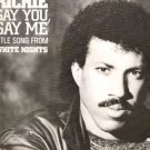 "Lionel Richie - Say You, Say Me - UK 12"" Single"