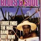 /Loose Ends/Acid/ The Mac Band/Bobby Brown/Derek B - Blues & Soul # 515 - UK Mag