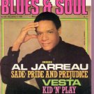 /Al Jarreau/Vesta/ Kid n PLay/Morris Day/Ice-T/Sade - Blues & Soul # 523 - UK Ma