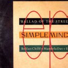"Simple Minds - Ballad Of The Streets - UK 12"" Single"