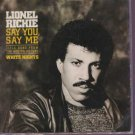 """Lionel Richie - Say You, Say Me - UK 7"""" Single"""