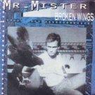"Mr Mister - Broken Wings - UK 7"" Single"