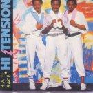 "Hi Tension - Rat Race - UK 7"" Single"