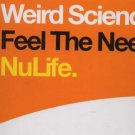 "Weird Science - Feel The Need - UK 12"" Single"