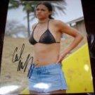 Lost Michelle Rodriguez Autograph Reprint