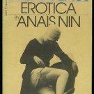Delta of Venus Erotica by Anaïs Nin Bantam classic erotic fiction