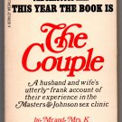 The Couple by Mr. & Mrs. K 1971 Masters and Johnson Sex Clinic Diary