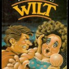 Wilt by Tom Sharpe 1984 Vintage Books funny acerbic witty top 10 funniest writing