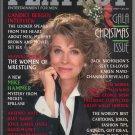 Petra Verkaik Candice Bergen Arsenio  Patti D'Arbanville Mickey Spillane GLOW Playboy December 1989