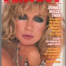 Jimmy Hoffa Renee Tenison Donna Mills Kasparov Bonnie Raitt Margaret Nelson Playboy November 1989
