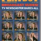Erika Eleniak William Shatner Shelly Jamison Barry Diller Robert Silverberg GOLF Playboy July 1989