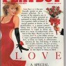 Simone Eden Bob Woodward Michael Crichton Monica Andrea Silvia Do Santos Playboy February 1989