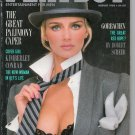 Helle Michaelsen Harry Edwards Charlie Sheen Robert Silverberg Harry Turtledove Playboy August 1988