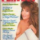 Brandi Brandt Richard Secord Bob Uecker Donna Mills  Playboy October 1987