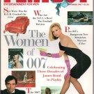 Maryam d'Abo Penn & Teller Gwen Hajek John Sculley Bon Jovi Bret Easton Ellis September 1987 Playboy
