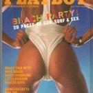 Carmen Berg Wade Boggs Little Richard Garry Shandling Ellen Stohl J. Gotti Olivia Playboy July 1987