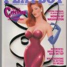 Bruce Willis Pia Reyes John Cleese Dukakis Bush Women of Washington DC Playboy November 1987