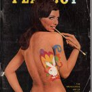 Truman Capote Barbarella Sharon Kristie Michelle Hamilton Sharon Kristie Body Art Playboy March 1968