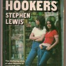 Fresh Off the Bus: Teenage Hookers by Stephen Lewis 1974 Ace Books Sleaze Paperback Runaways